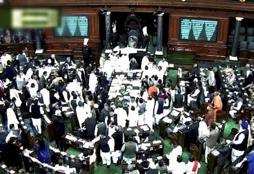 Now, Seemandhra ministers to stall T-Bill in Parliament