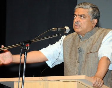 "AAP a party with ""agitational DNA"": Nilekani"