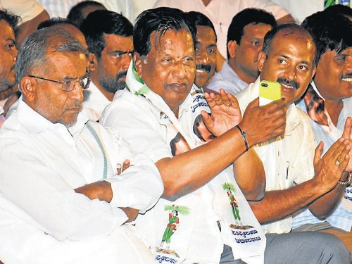 GTD to be JD(S) nominee for Mysore?