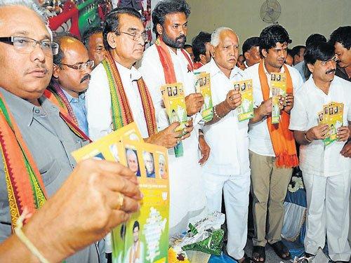 Shobha's work in Mysore will help Simha win: BSY