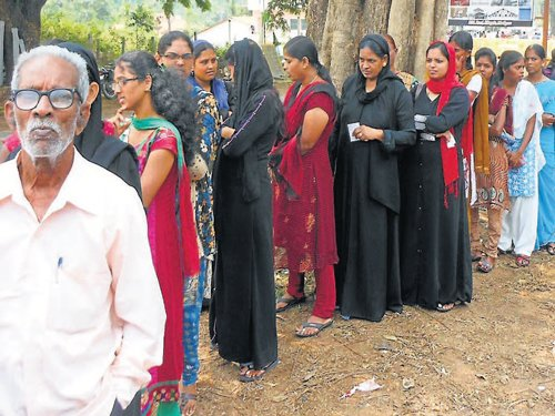 Udupi-Chikmagalur constituency registers 73.94 pc polling
