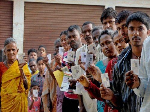 Hoskote clocks highest polling, Raichur lowest in State