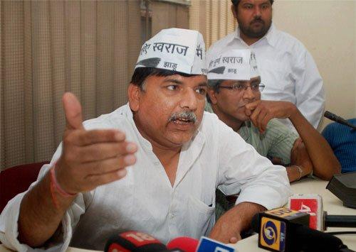AAP alleges 'deal' between Robert Vadra and BJP in Rajasthan