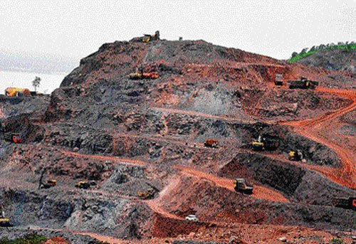 Bellary Steels gets nod to mine ore in Sandur taluk