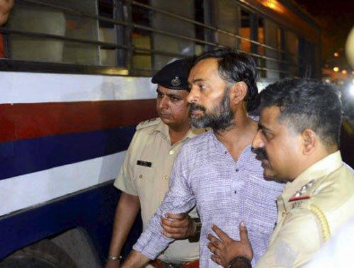 Arrested AAP leaders released from police custody