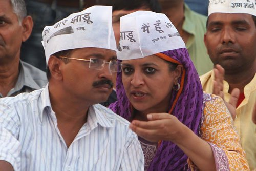 Shazia Ilmi quits AAP, claims 'crony clique' runs the party