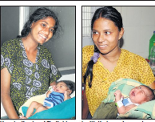 Two newborns named after Modi in Mysore