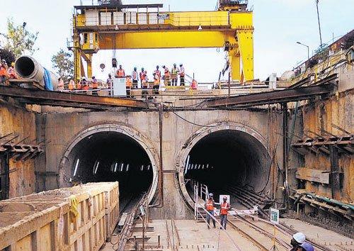 Magadi Road-Mysore Road Metro trial by Nov