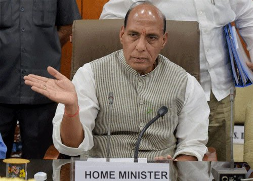 One-third of Delhi Police force to be women: Rajnath Singh
