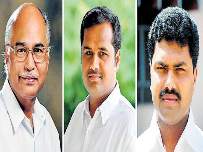 Cong gets Chikodi, Bellary Rural; BJP retains Shikaripur