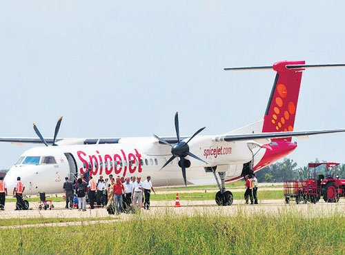 Mysore Airport to  go off air route fromSeptember 5 again