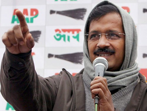 'Muffler Man' no longer laughing matter, AAP gets a fund boost