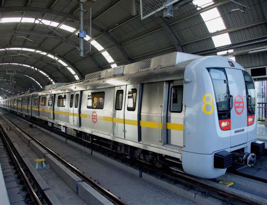 Bomb threats at Delhi Metro station, markets in Gurgaon