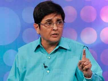 AAP charges Model Code violation by Bedi, complains to EC