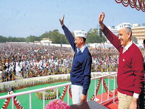 AAP discloses PAC meeting minutes, major demand of dissidents