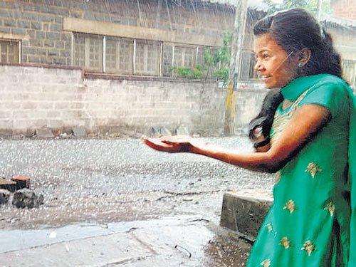 Hailstorms continue to lash Belagavi