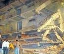 40 feared dead in Bellary as building collapses