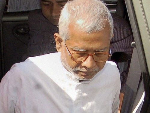NIA not to challenge bail for Assemanand in Supreme Court:Govt