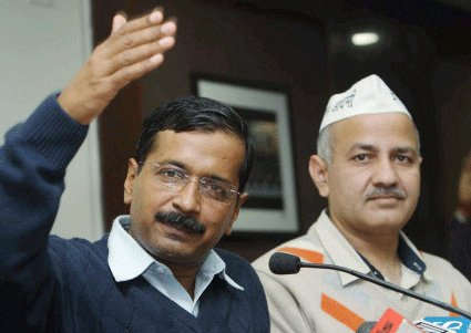 AAP suspends two of its MPs for anti-party activities
