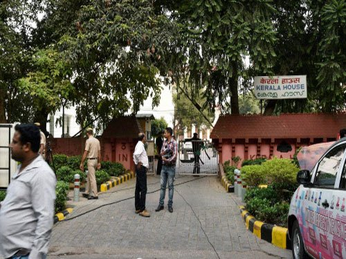 Contact Residence Commrs of state bhavans before preventive action: Delhi police