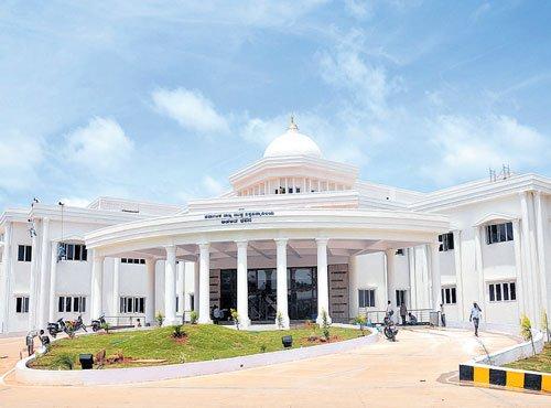 Mysore university seeks  Rs 100-cr aid from KSOU