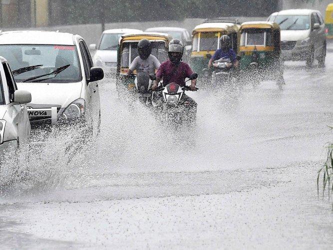 U-K, Hubballi-Dharwad receive good rainfall