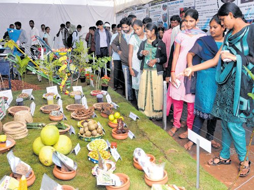 Ballari farmers' protest mars Krishi Mela inaugural