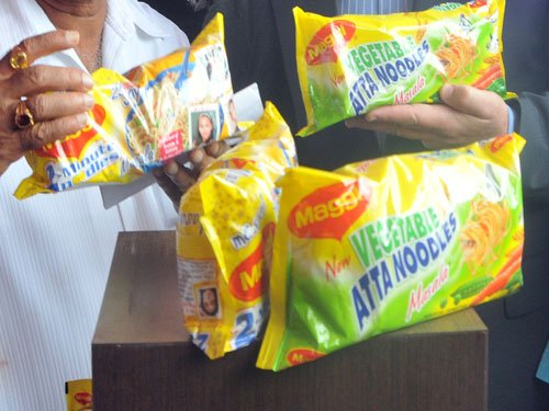 SC for testing of Maggi in Mysore, stays proceedings in NCDRC