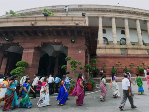 Eatables in Parliament canteen to get costlier from today