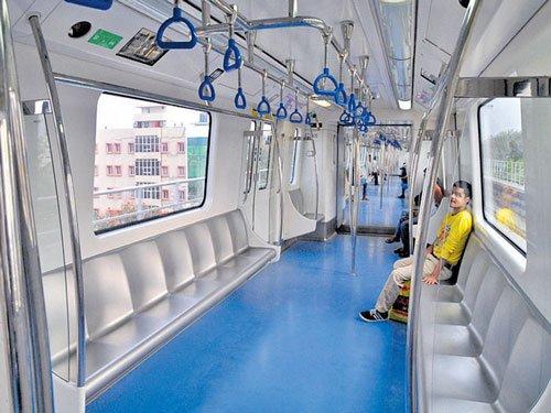 Thin passenger flow on Mysuru-Magadi Road Metro route