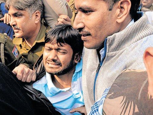 SC tells Kanhaiya to move Delhi High Court