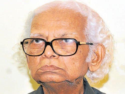 Poet Akabara Ali passes away  in Mysuru