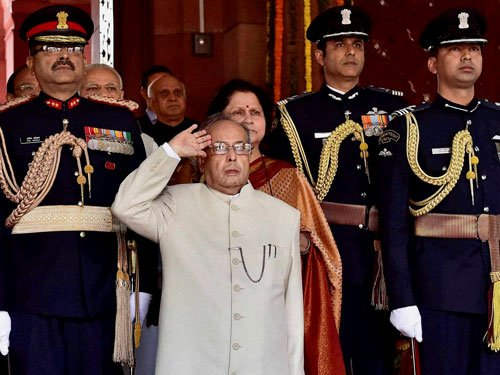 President flays frequent disruptions in Parliament