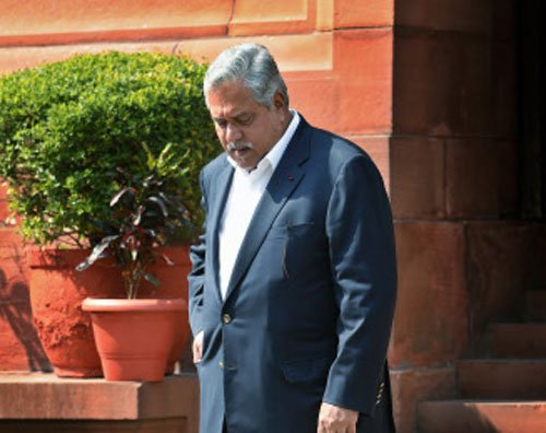 Parliament panel set to recommend Mallya's expulsion