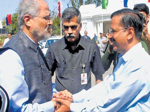 Politics behind AAP's frivolous claims: LG