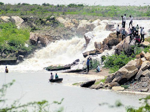 2 villages submerged in Bagalkot district