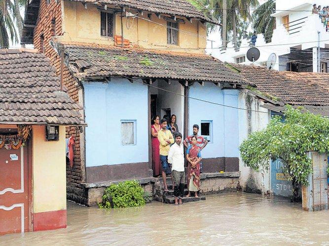 Heavy rains lash Raichur, Bidar districts