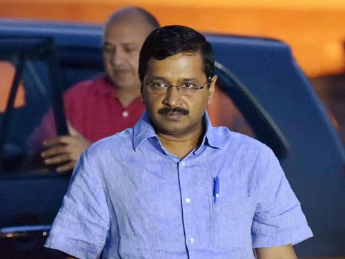 PM trying to reverse AAP govt decisions through LG: Kejriwal