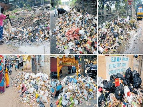 Bengaluru trash to be dumped 100 km away in Kolar, Tumakuru dists