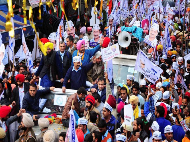It's advantage AAP in Punjab's Malwa region