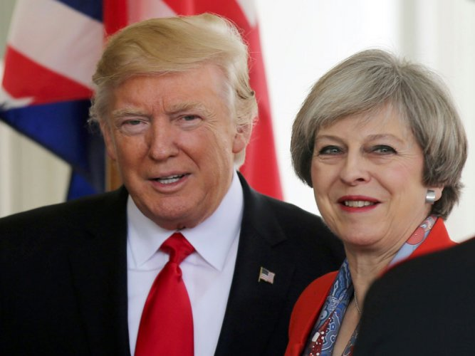 Trump not to address Parliament during UK visit: Report