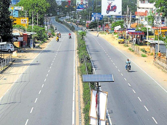 Revised tender boosts 6-lane B'luru-Mysuru road project