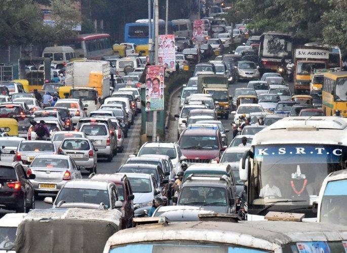 Focus shifts to widening Ballari Road