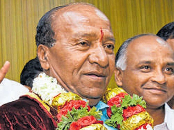 BJP's Chavan 38th mayor of Hubballi-Dharwad