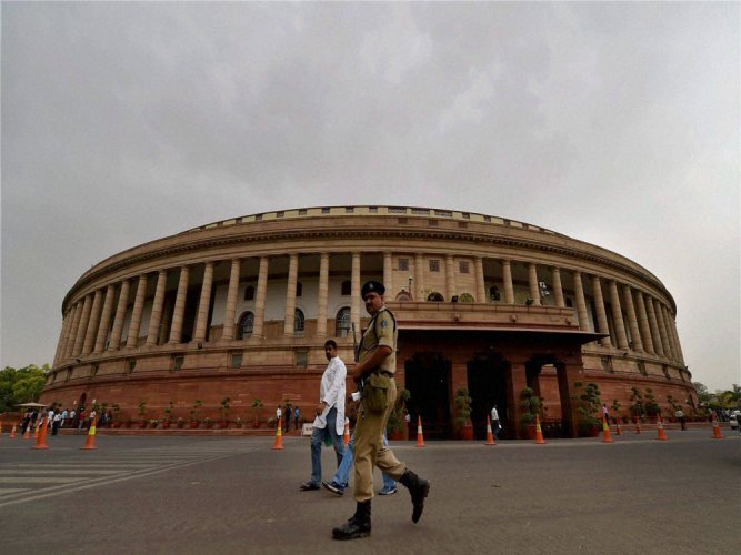 Parliament passes Enemy Property bill