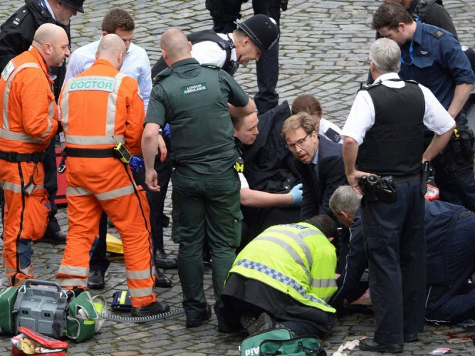 British parliament attack: What we know