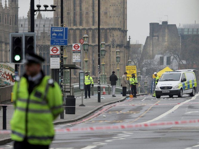 UK police identify parliament attacker as Khalid Masood
