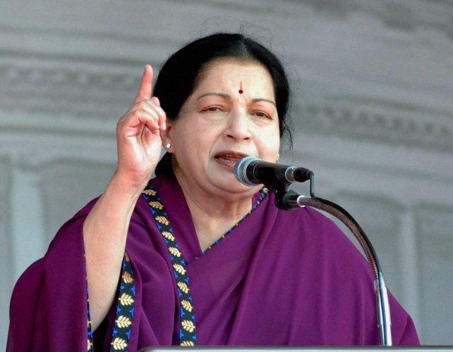 Supreme Court rejects Karnataka govt's review plea in Jaya's DA case