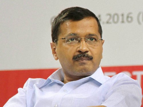 Take away office, AAP will function from streets: Kejriwal