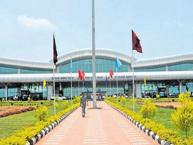 Flights may resume from Mysore Airport in Sept with Chennai service